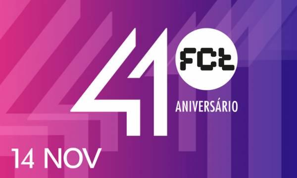 41 anos FCT NOVA