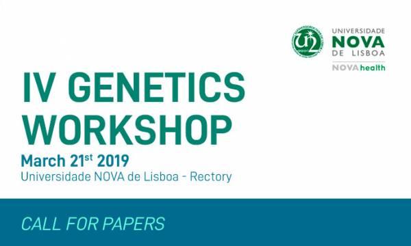 IV Genetics Workshop