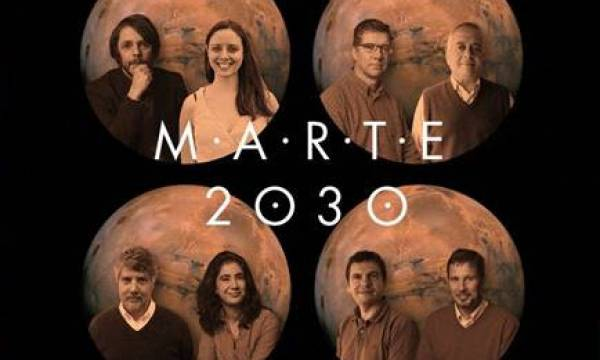 Ciclo Conversas sobre Marte