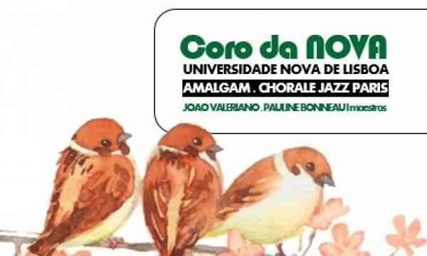 Concerto 30 anos Coro da NOVA