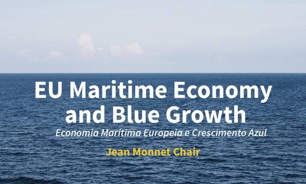 Curso Economia Marítima Europeia e Crescimento Azul