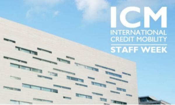 ICM Staff Week