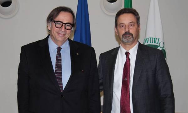 Luís Mergulhão e João Sàágua