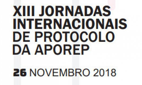 XIII Jornadas Internacionais de Protocolo