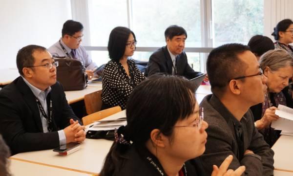 Participantes no Workshop LEAD na NOVA