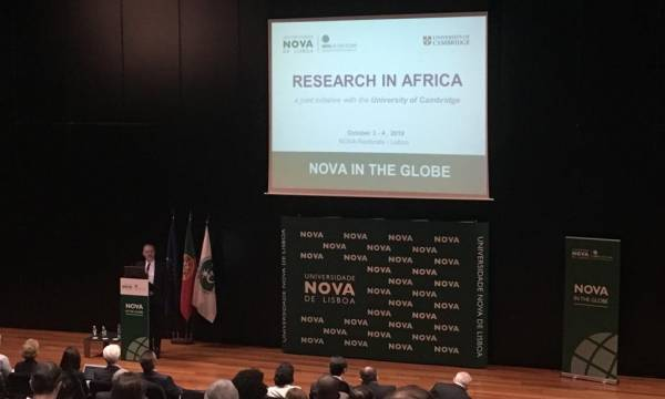 NOVA Research in Africa