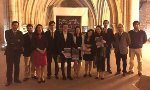 Faculdade de Direito da NOVA vence o Moot Court Português de Direito da Concorrência