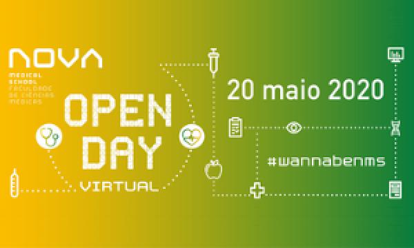 Open Day 2020 na NOVA Medical School