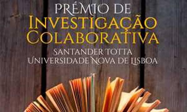 Prémio de Investigação Colaborativa Santander Totta-NOVA