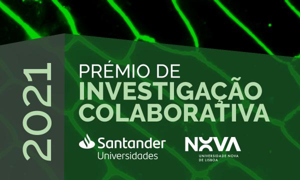 Prémio Investigação Colaborativa Santander NOVA