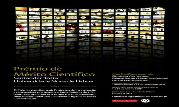2.ª edição do Prémio Santander Totta/Universidade Nova de Lisboa