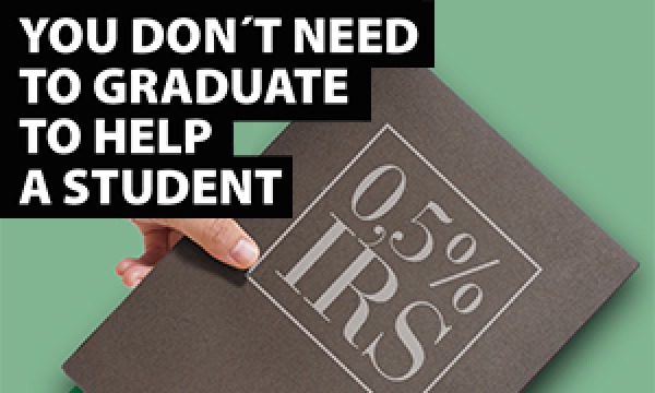 Help a student with your taxes