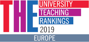 Times Higher Education European Teaching Rankings