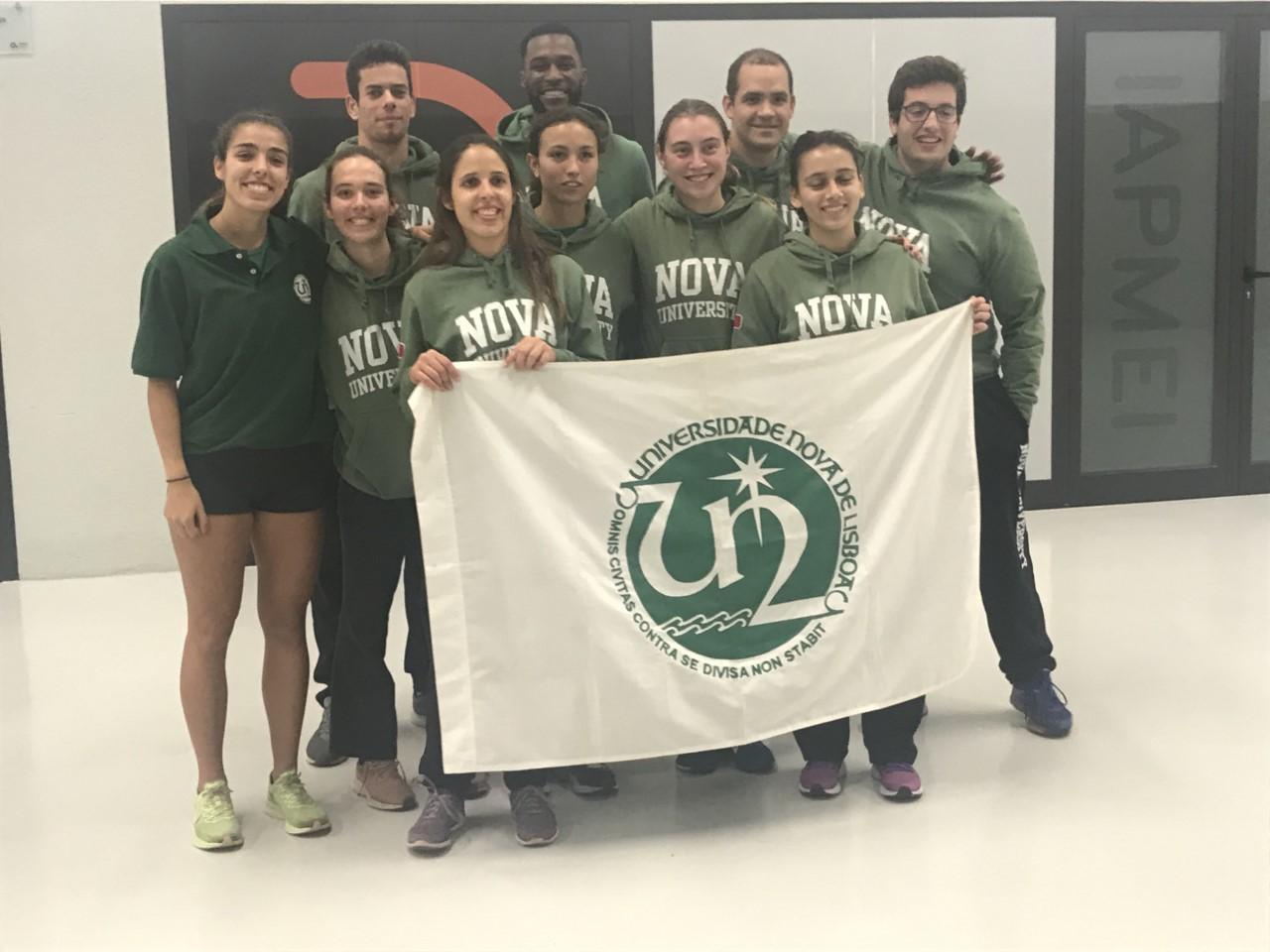 NOVA Desporto CNU Atletismo Pista Coberta